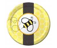 Тарелки Buzz Bee (8 шт.)