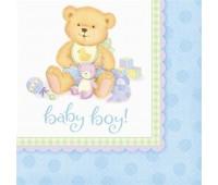 Салфетка Baby Boy (16 шт.)
