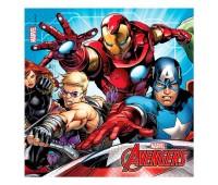 Салфетки «Мстители Mighty Avengers» (20 шт.)