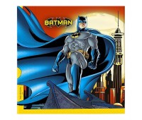 Салфетки «Бэтмен Dark Hero» (20 шт.)