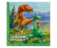 Салфетки «Хороший динозавр» (20 шт.)