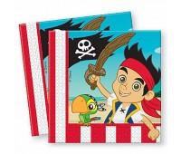 Салфетки «Джейк и пираты Нетландии» (20 шт.)