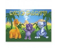 Скатерть «Динозаврики»