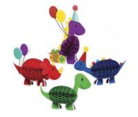 Центральная фигура «Маленькие динозавры»