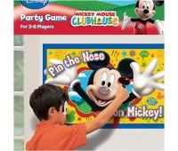 Игра с наклейками «Микки Маус»