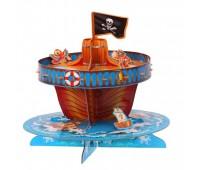 Подставка для пирожных «Пираты»