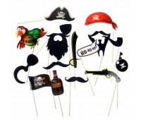Набор для фото «Пираты»