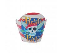 Обертки для кексов «Пират»