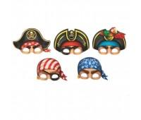 Набор масок «Пираты»