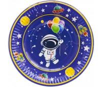 Тарелка «Космос» 18 см (6 шт.)