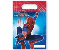 Пакеты подарочные «Человек-паук» (6 шт.)