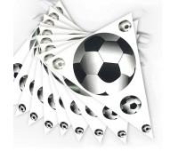 Гирлянда-вымпелы «Футбол» (3 м)