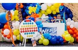 Как организовать тематическую вечеринку NERF?