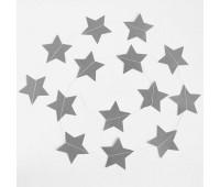 Гирлянда Звезды серебро
