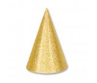 Колпачки золотые (6 шт.)