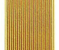 Трубочки Золото (25 шт.)