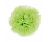 Помпон зеленый киви (40 см)