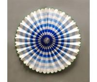 Фант с голубым рисунком (40 см)