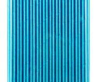 Трубочки голубые фольгированные (25 шт.)