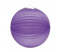 Шар-аккордеон фиолетовый (25 см)