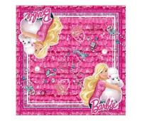 Салфетки «Барби» (20 шт.)