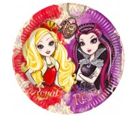 Тарелки Ever After High (8 шт.)