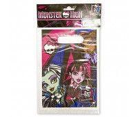 Пакеты подарочные Monster High (8 шт.)