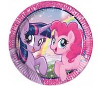 Тарелки My Little Pony (8 шт.)