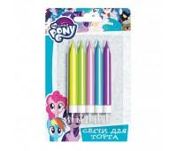Набор свечей My Little Pony с держателями