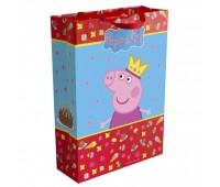 Пакет «Пеппа Принцесса» 35х25х9