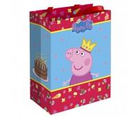 Пакет «Пеппа Принцесса» 23х18х10
