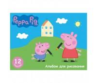 Альбом «Свинка Пеппа»