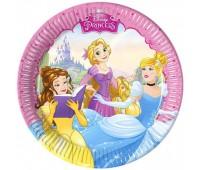 Тарелка «Принцессы Мечты», 20 см (8 шт.)