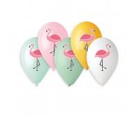 Набор шаров Фламинго (10 шт.)