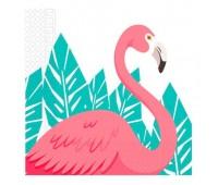 Салфетки Фламинго Aloha (20 шт.)
