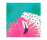 Салфетки Фламинго (12 шт.)