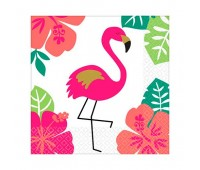 Салфетки Фламинго Aloha (16 шт.)