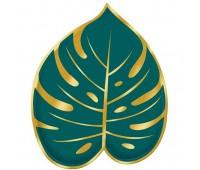 Тарелки Пальмовый лист (8 шт.)