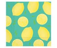Салфетки Лимоны (20 шт.)