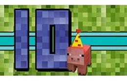 Minecraft Party / Вечеринка Майнкрафт