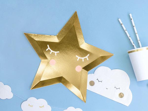 Оформление первого праздника - коллекция Little Star