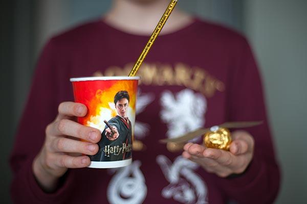 Как сделать снитчи Гарри Поттера из Ферреро Роше