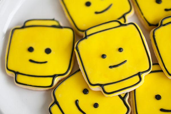 Детский праздник в стиле Лего