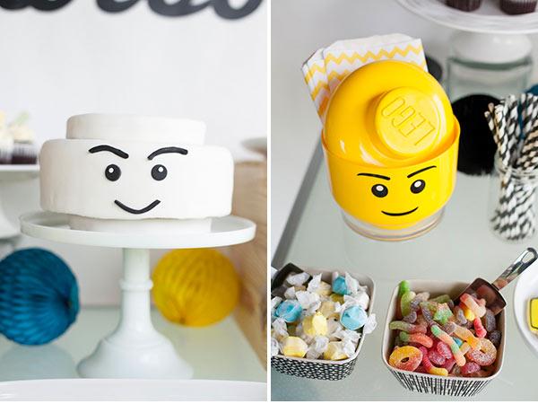 Как оформить вечеринку в стиле лего