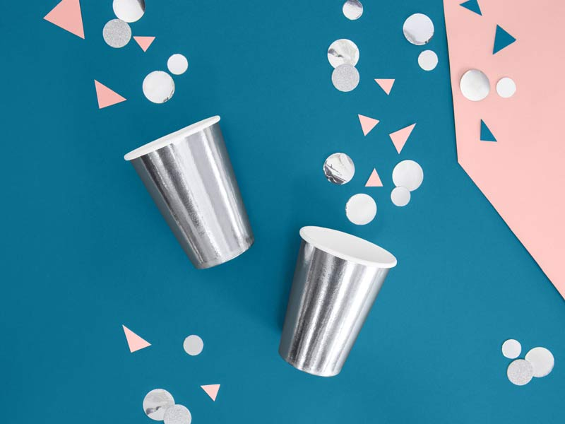 Идеи применения конфетти в декоре