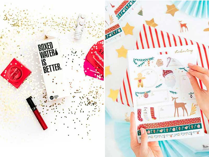Добавьте конфетти в конверт с приглашением
