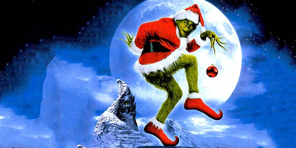 Гринч - похититель Рождества - что посмотреть на Новый год