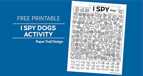 Скачать бесплатно шаблон игру-раскраску Собаки