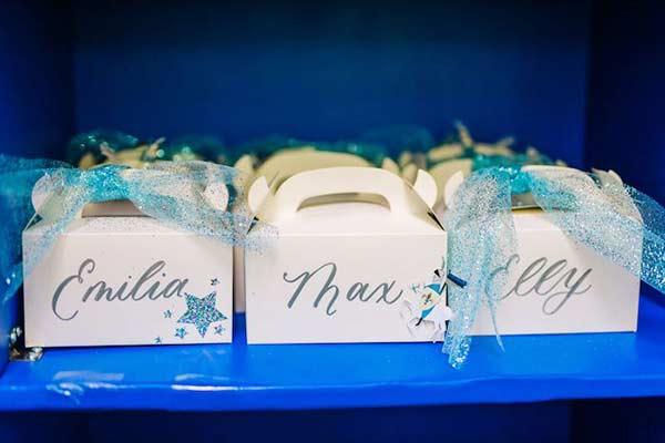Подарки для гостей вечеринки Холодное сердце
