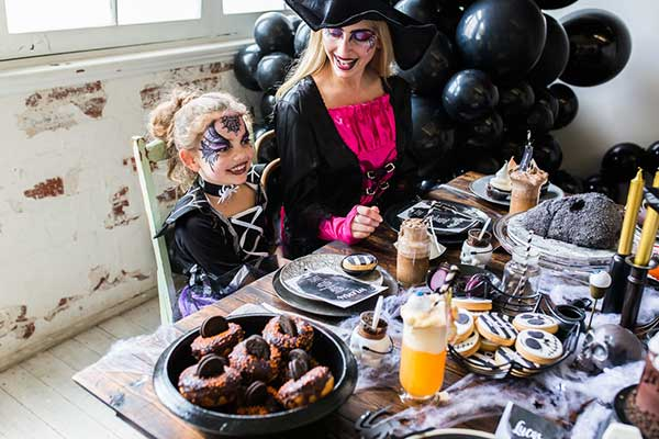 Что приготовить для вечеринки Хэллоуин?